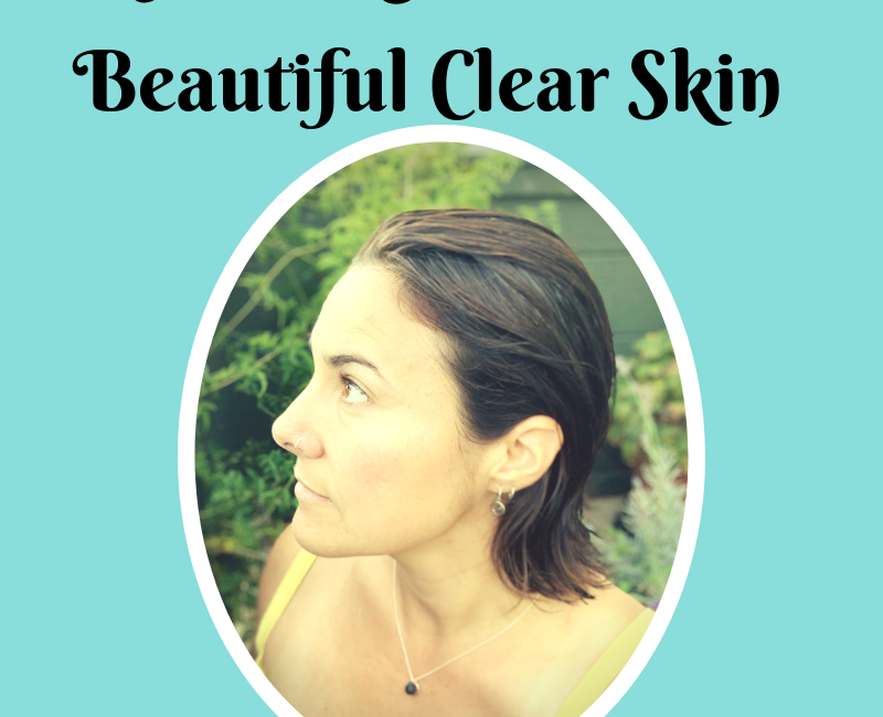 natural clear skin