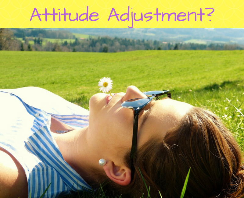 attitude adjustment emotional health