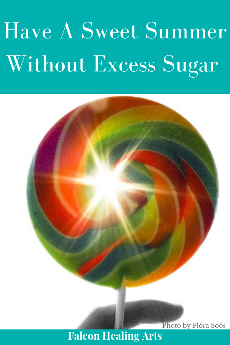 excess sugar in summer