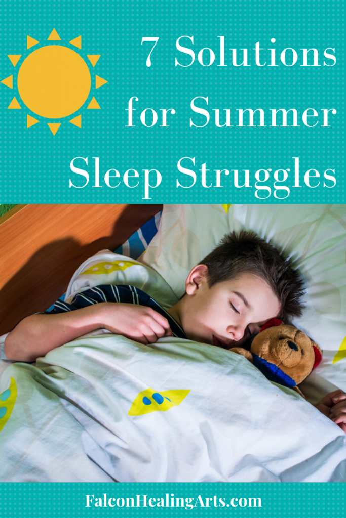 7 solutions for summer sleep struggles