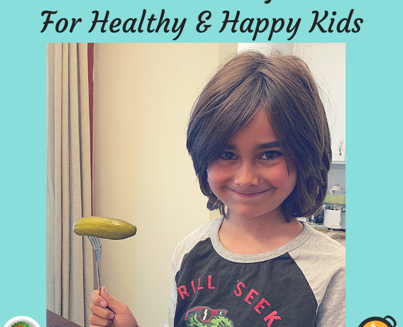 healthy kids diet advice