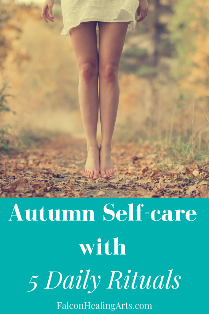 Autumn self care pinterest