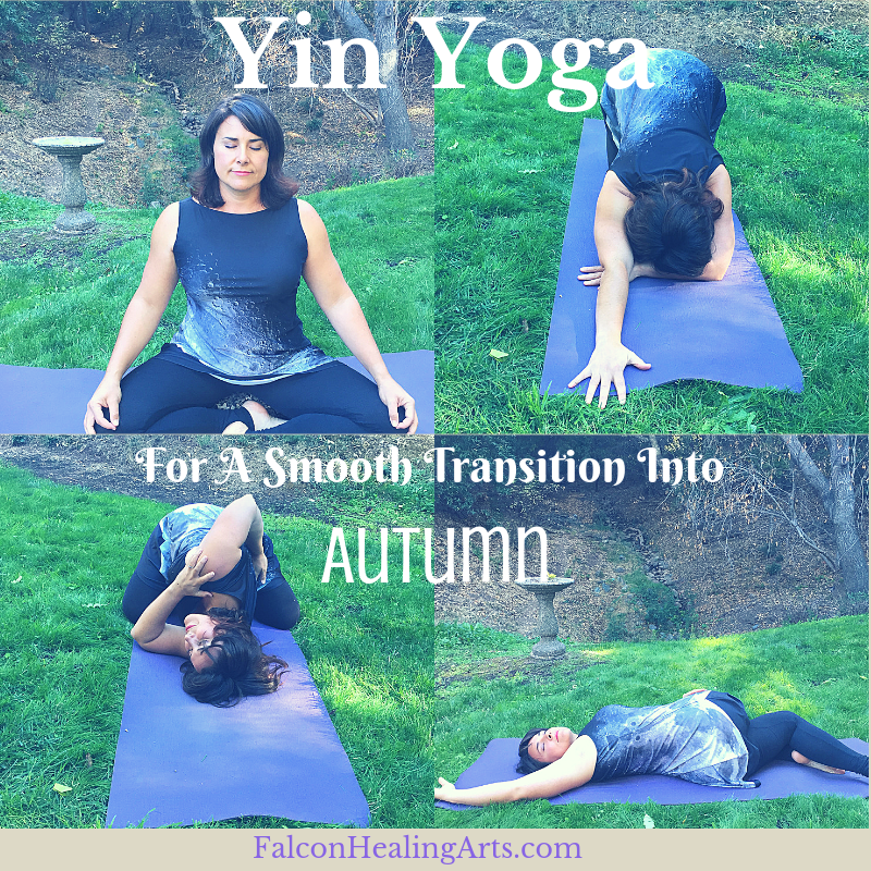 Autumn yin yoga poses