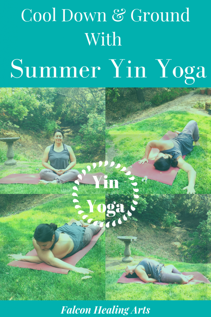 Summer yin yoga sequence