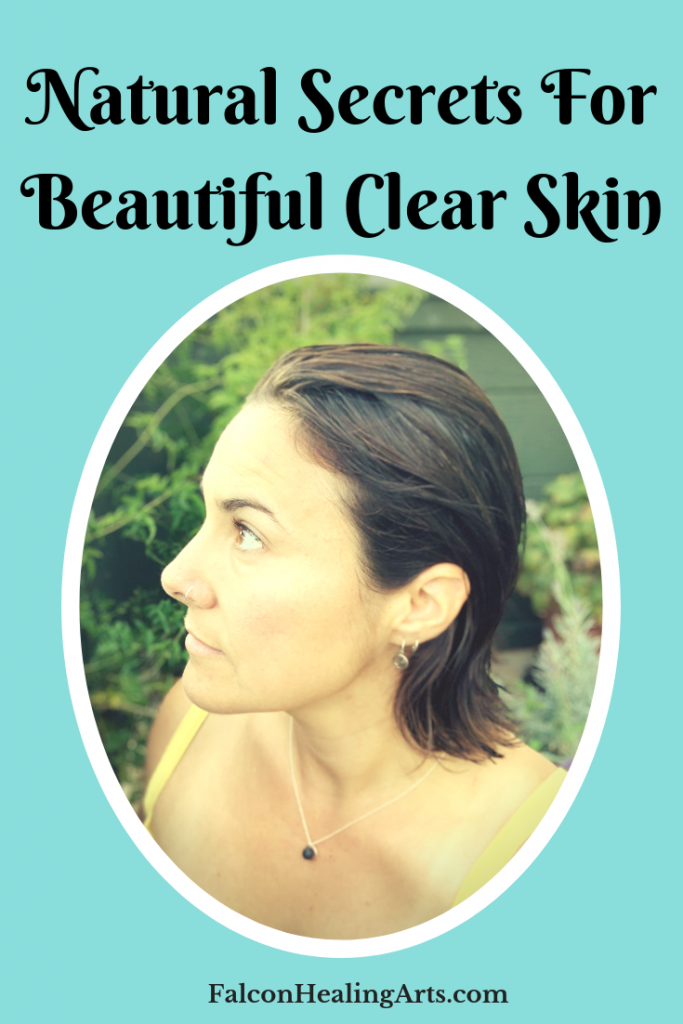 natural clear skin secrets