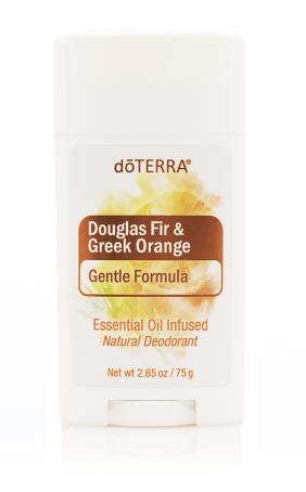 Gentle Formula Natural Deodorant