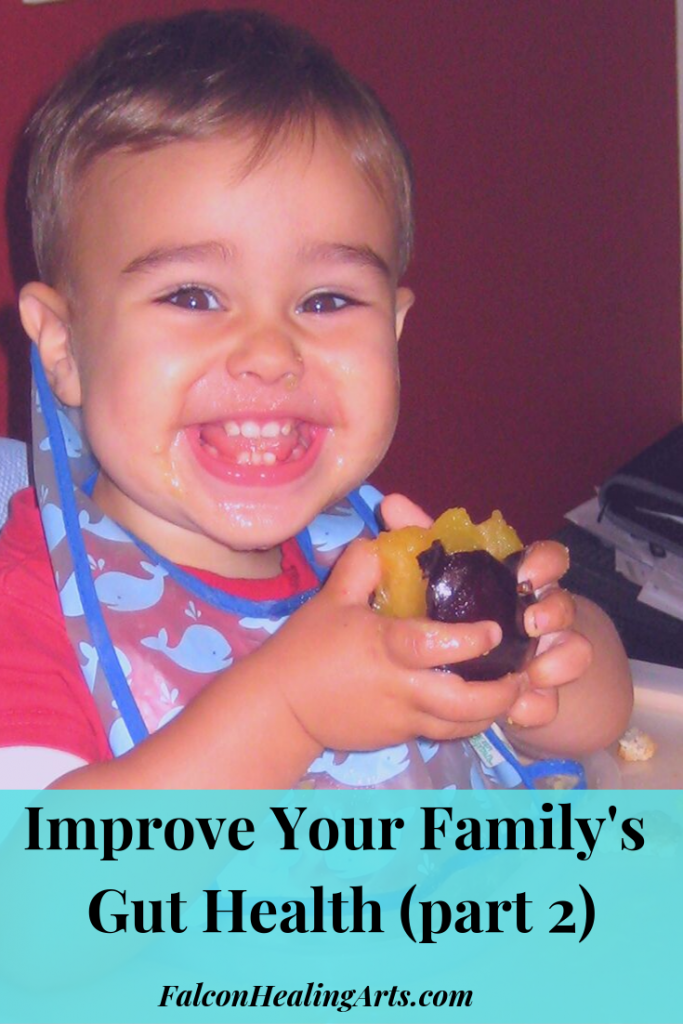 improve family's gut health