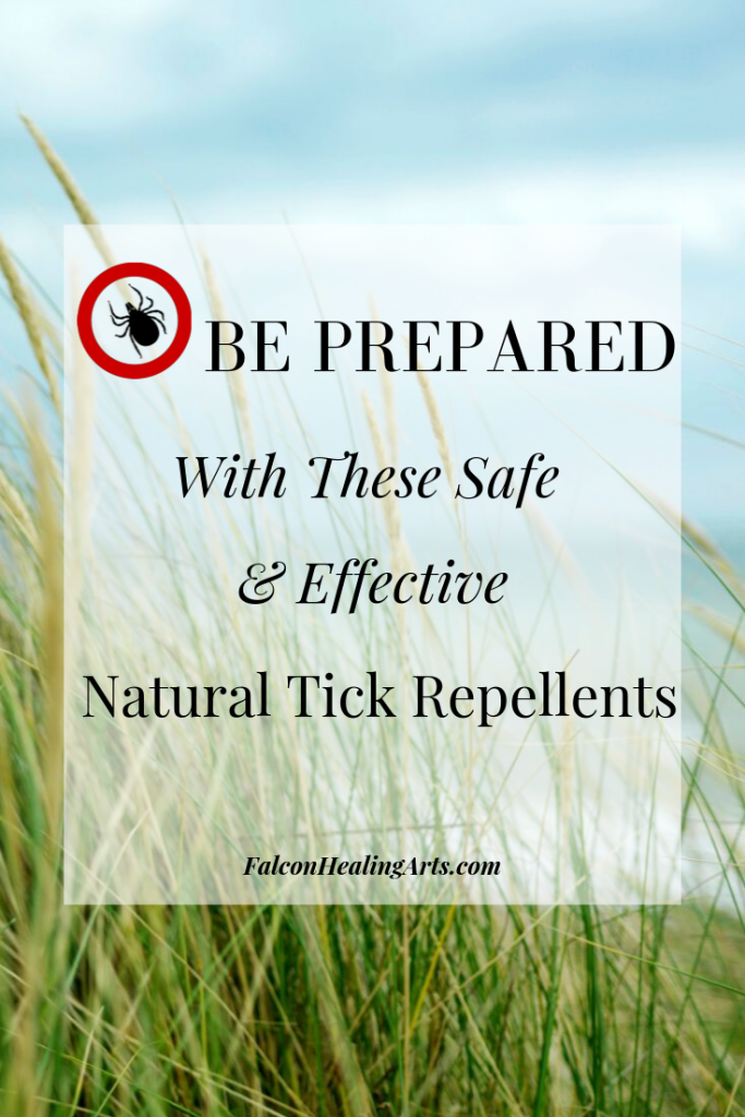 natural tick repellents