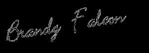 Brandy Falcon Email Blog Signature