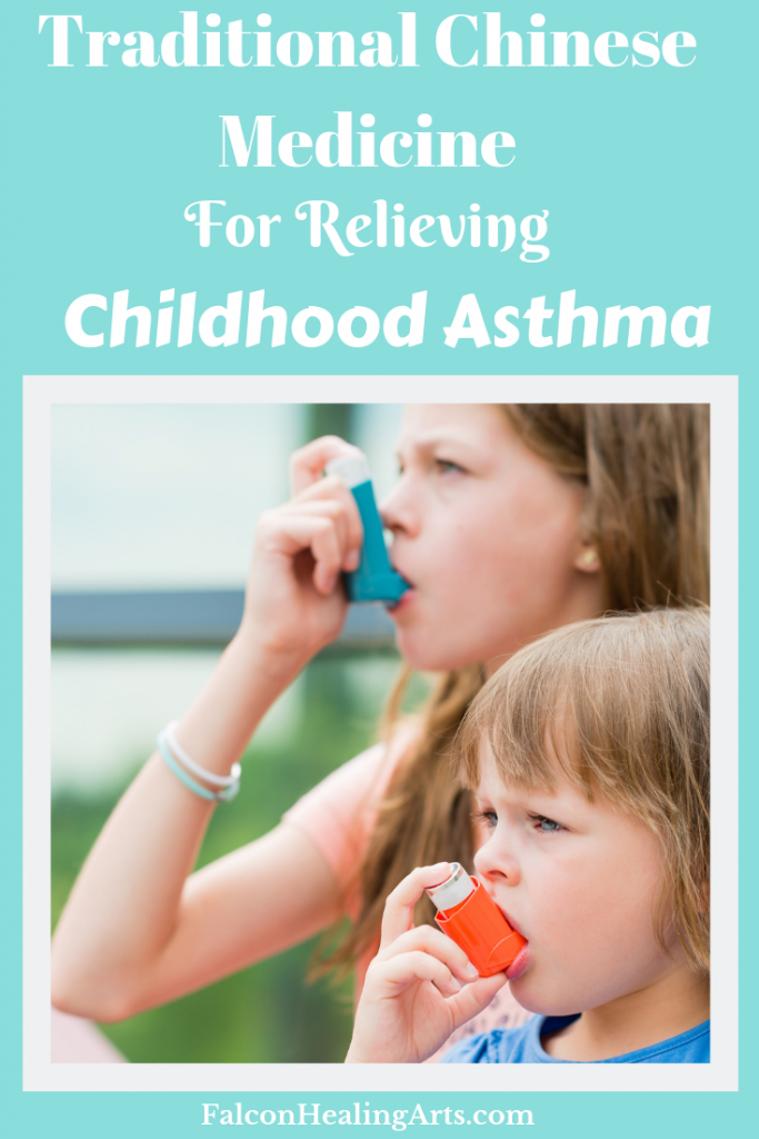chinese medicine for childhood asthma