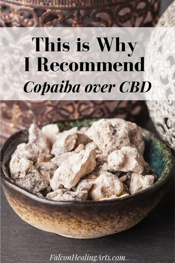 Copaiba vs CBD