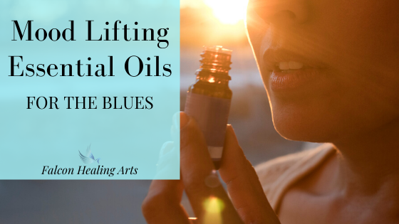 Mood Lifting Essential Oils
