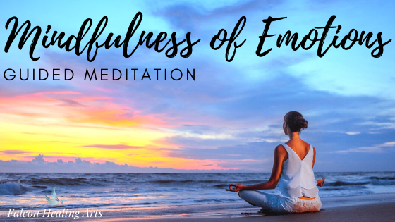 mindfulness meditation emotions