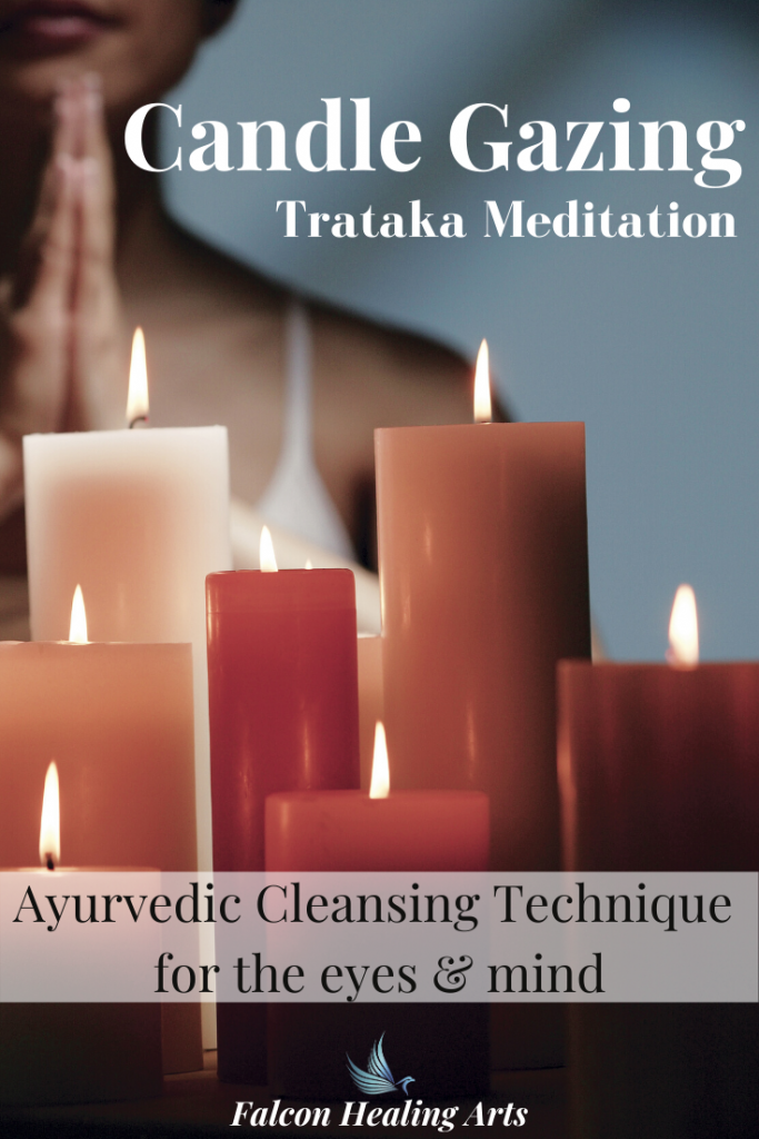 Trataka Candle Gazing Meditation
