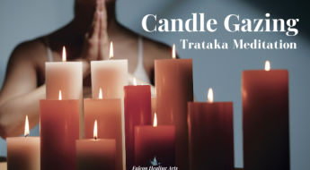 candle gazing meditation