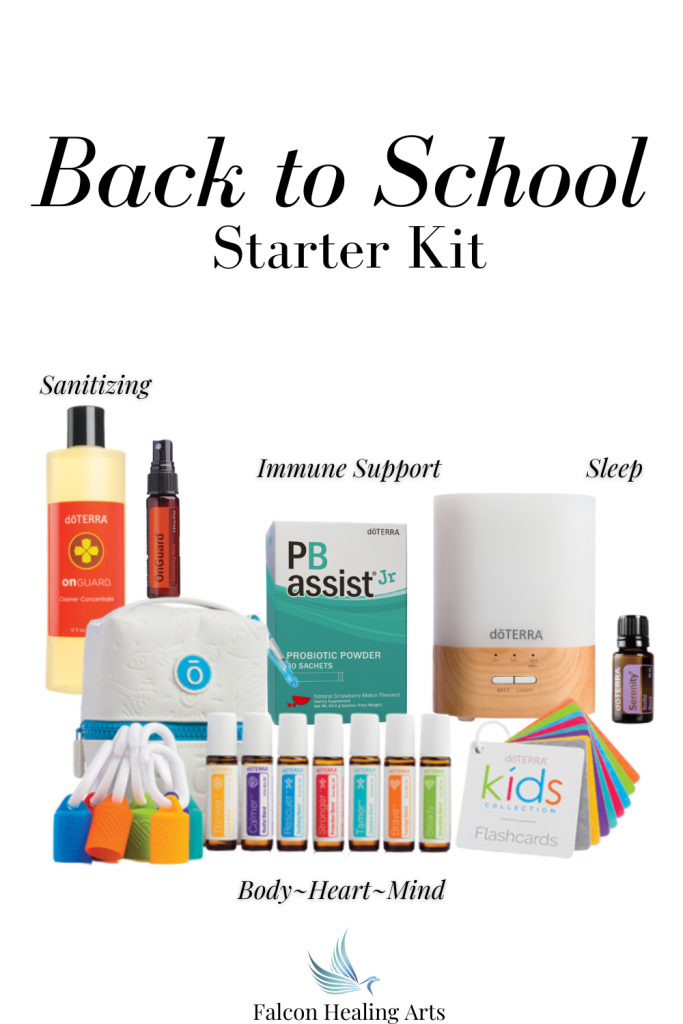 doterra wholesale account starter kit back to school