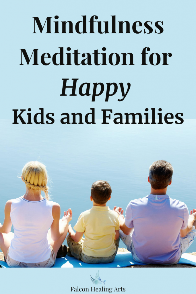 family mindfulness meditation for stress relief